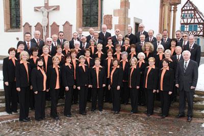 Der Gemischte Chor des Gesangverein Concordia 1886 e.V.