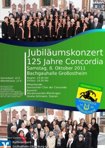 125 Jahre Concordia
